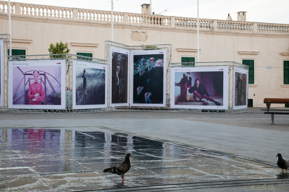 photo of the photo exhibit, by Amanda Hsu Photography.