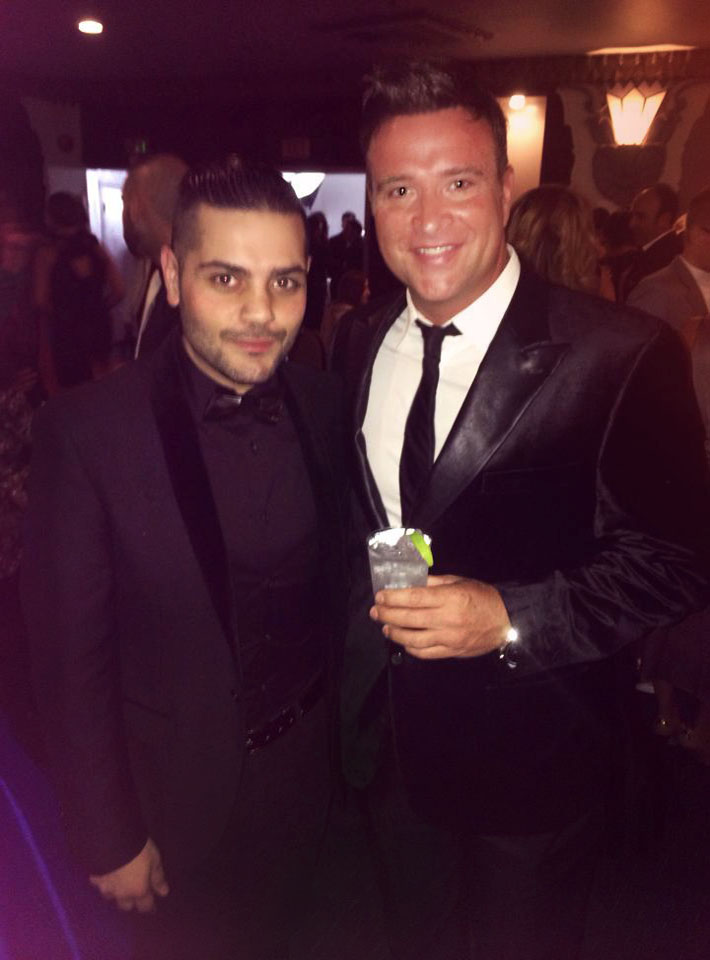 JM Couture & Michael Costello